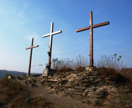 Calvary Hill – Three Crosses